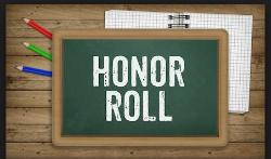 Honor Roll List for 2nd Quarter