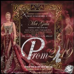 Prom Tickets on sale for $85 ONLINE
