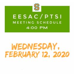 EESAC/PTSI Meeting